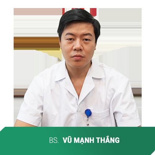 Thạc sĩ Bác sĩ Vũ Mạnh Thắng – Giảng viên bộ môn châm cứu