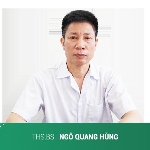Ths.Bs Ngô Quang Hùng - người hùng khai phá phương pháp cấy chỉ